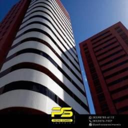 Apartamento com 4 dormitórios à venda, 126 m² por R$ 680.000 - Miramar - João Pessoa/PB