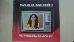 Manual de Instruções da TV Toshiba TS-202 ET
