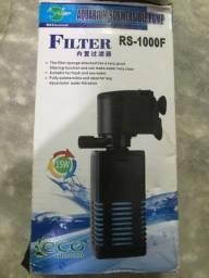 Filtro interno de aquário (650 litros hora )