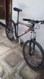 Bicicleta Vicini 27 marchas deore LX