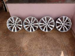 Rodas do New Civic original aro 16
