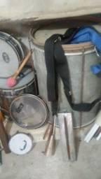 Instrumentos percussão
