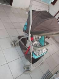 Carrinho de bebê  Galzerano usado