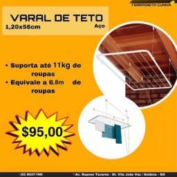 VARAL DE TETO