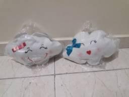 Kit fofo de nuvenzinhas para o quarto do seu filho(a)