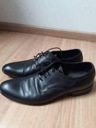 Sapato masculino número 42 de couro