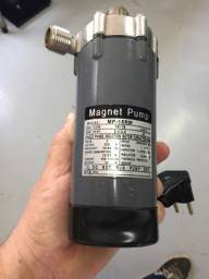 Bomba magnética para recirculação
