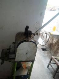 Maquinário da padaria