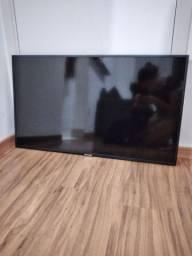 (PARA RETIRADA DE PEÇAS) Smart TV Samsung Crystal 7 Series, 40 Polegadas