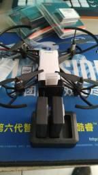 Drone DJI Tello + Bateria adicional + Repetidor wireless + case carregador