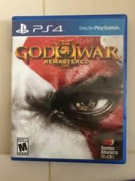 God of war PS4!