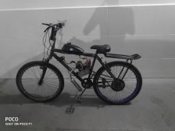 Bicicleta Motorizada 2Tempos Usada