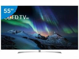 Smart Tv Oled 55 Oled55b7 Lg Ultra Hd 4k Hdr E Dolby Vision usada