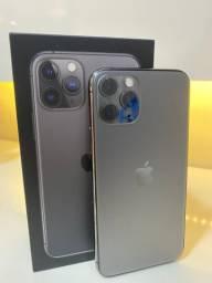 IPhone 11 Pro Max 64gb space Grey / Garantia Apple 01 ano