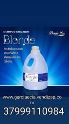 Shampoo clareador de luzes 2500 ml