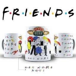 Friends Serie Caneca Personalizada Com o Nome que Você Desejar