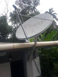 Antena para Sky, oi, claro, vivo, parabólica