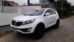 Kia Sportage EX3 2.0G3 4x4 2011 Vendo ou Troco
