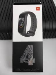 N-O-V-O , Mi Band 4 da Xiaomi. LACRADO com Garantia e Entrega hj