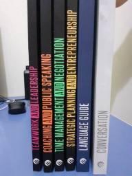 Coleção completa do material didático wiseup