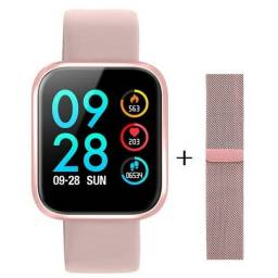 Relógio Smartwatch P70 Android Ios