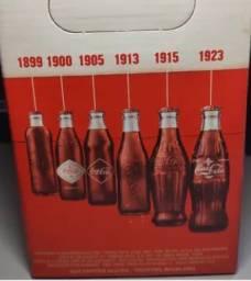 Kit Garrafa Coca cola