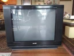 Usado Tv Semp Toshiba Modelo 2934 Bsl Sk 91 - Com Defeito