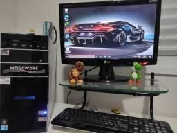 Computador Intel Core I3 + monitor