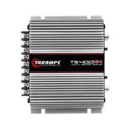 Módulo Taramps TS 400X4 quase zero.