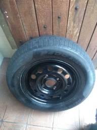Step Ford com pneu