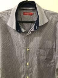 Camisas de botão 50 R$ cada original Dudalina Brooksfield Tommy