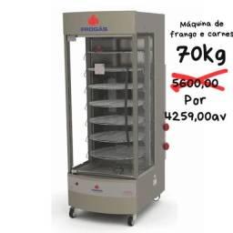 Assador de frangos 70 kg / Victor