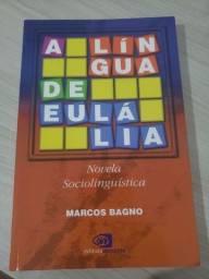 """Livro """"A Língua de Eulália"""""""