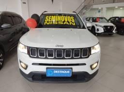Jeep Compass Longitude Automático 2017