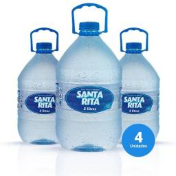 Água Mineral natural 5L sem gás c/4 uni