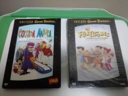 DVDs Originais - Corrida Maluca & Os Flintstones - Faço Envios.