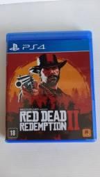 Red Dead Redemption 2 PS4 - Vendo ou Troco