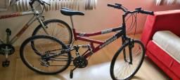 Bicicletas - 2 aro 26 e 1 aro 20