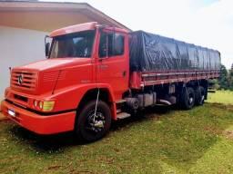 MB 1620 Truck Graneleiro Original