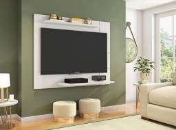 Painel Cross Caemmun Branco Brilhante TV Até 58 ''