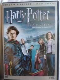 DVD Filme - Harry Potter e o cálice de fogo