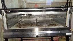 Forno de pizza conservado