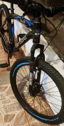 Bicicleta GTA 26 freio a disco