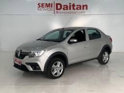 Título do anúncio: Renault Logan Zen 1.6 Flex CVT 41.000km 2019/20