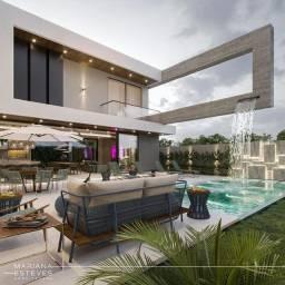 Título do anúncio: Casa de condomínio para venda possui 628 metros quadrados com 5 quartos