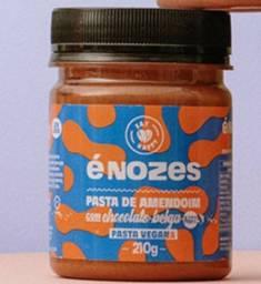 Pasta de amendoim com chocolate belga enozes