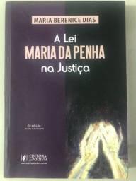 Livros Lei Maria da Penha