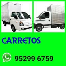 CARRETOS delivery  #  todas regiões