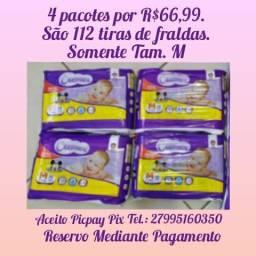 4 pacotes por R$66,99