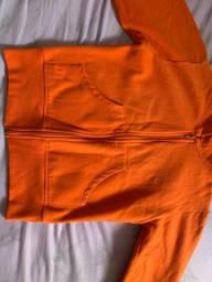 Título do anúncio: Casaco laranja